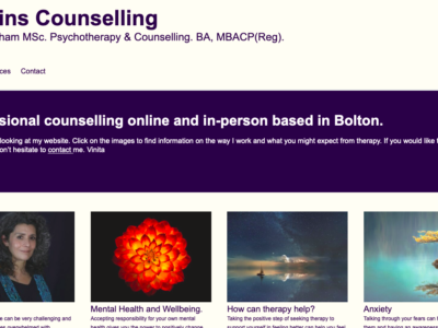 Origins Counselling